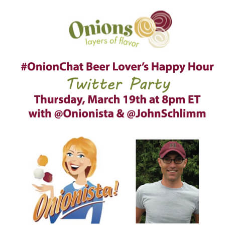 Join the National Onion Association Twitter Chat