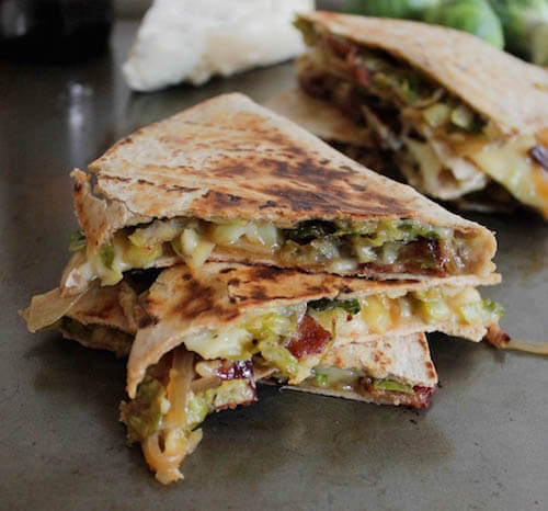 brie-quesadillas-with-brussels-sprouts-bacon-and-beer-glazed-onions-11