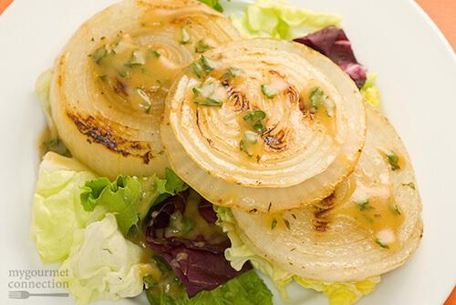 grilled-onion-salad