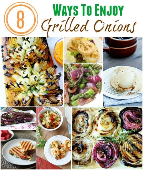 8 Ways To Enjoy Grilled Onions