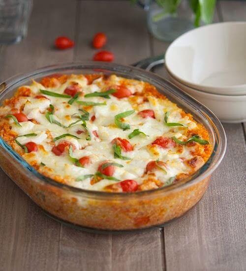 Bruschetta Quinoa Casserole (3)