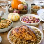 Thanksgiving recipes featuring onions