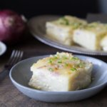 Four Onion Scalloped Potatoes