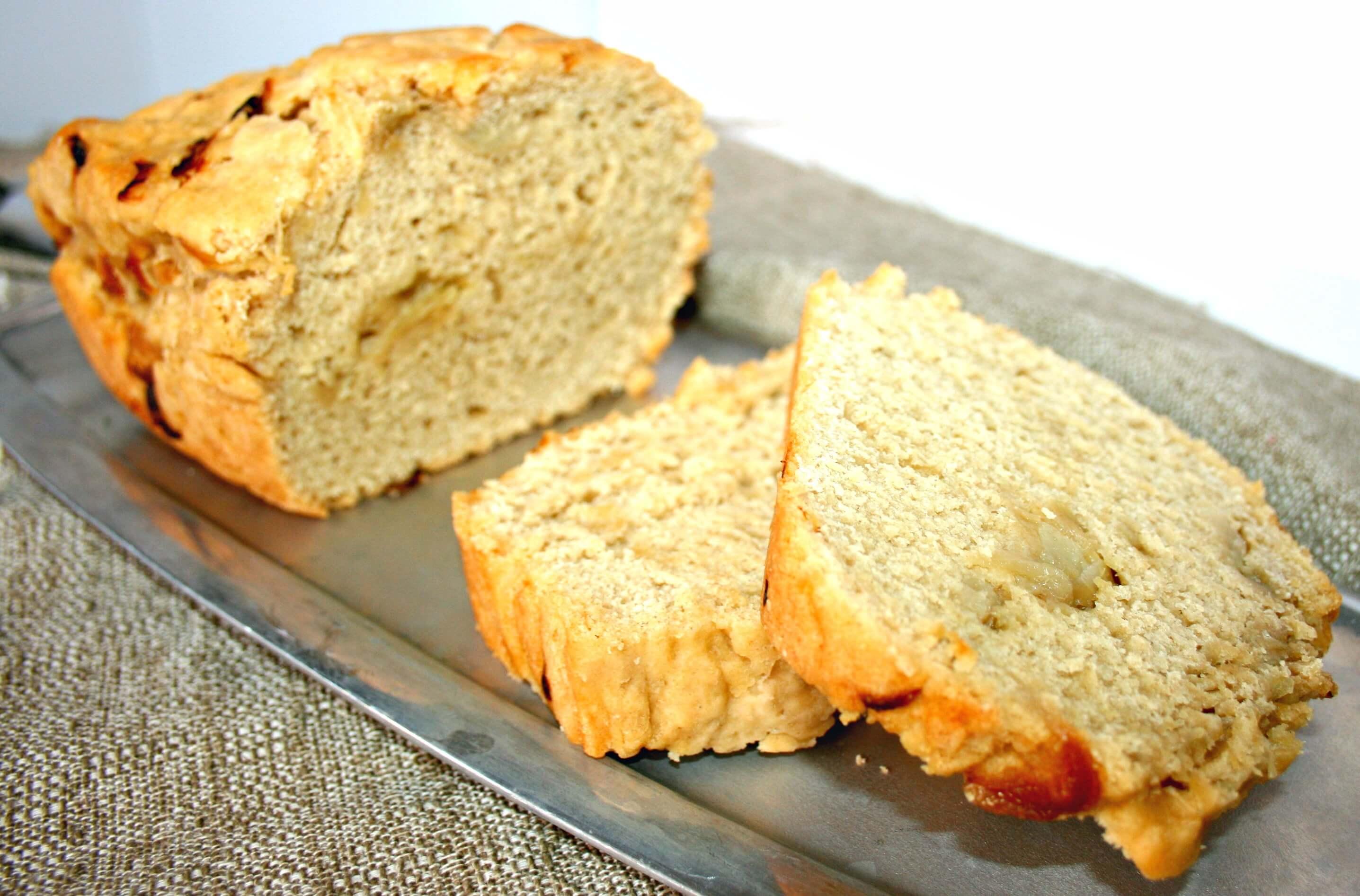 Sweet Onion Bread 2