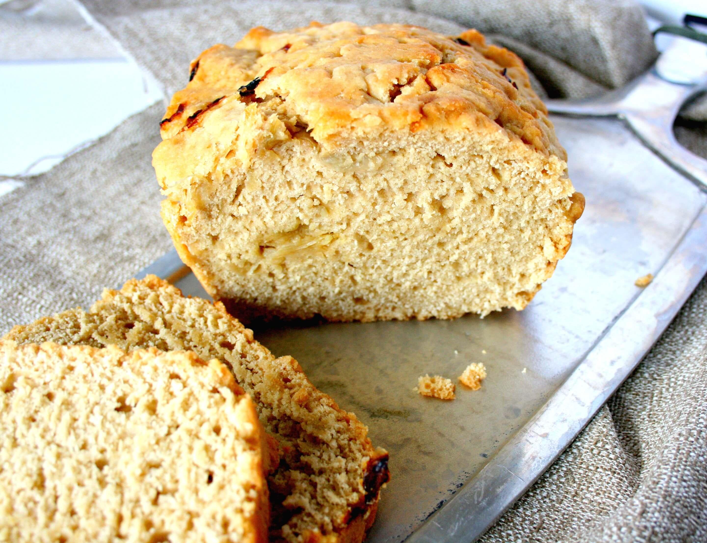 Sweet Onion Bread