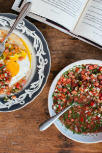 We love onions, especially raw onions. Just like this amazing Pico de Gallo recipe that's easy to put together, eat at home or bring to a party. #OnionsintheRaw