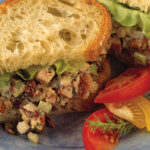 Picnic and Party Sandwich Recipes with Onions
