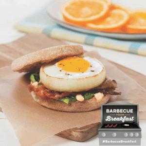 sandwich on cutting board white background National Onion Association