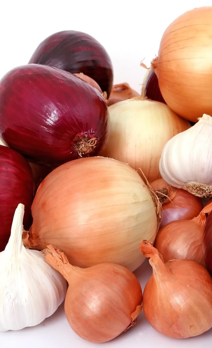 Chronic Inflammation can wreck havoc on your health. There's a natural anti-inflammatory that isn't very well known. Onions is an Inflammation Superfood