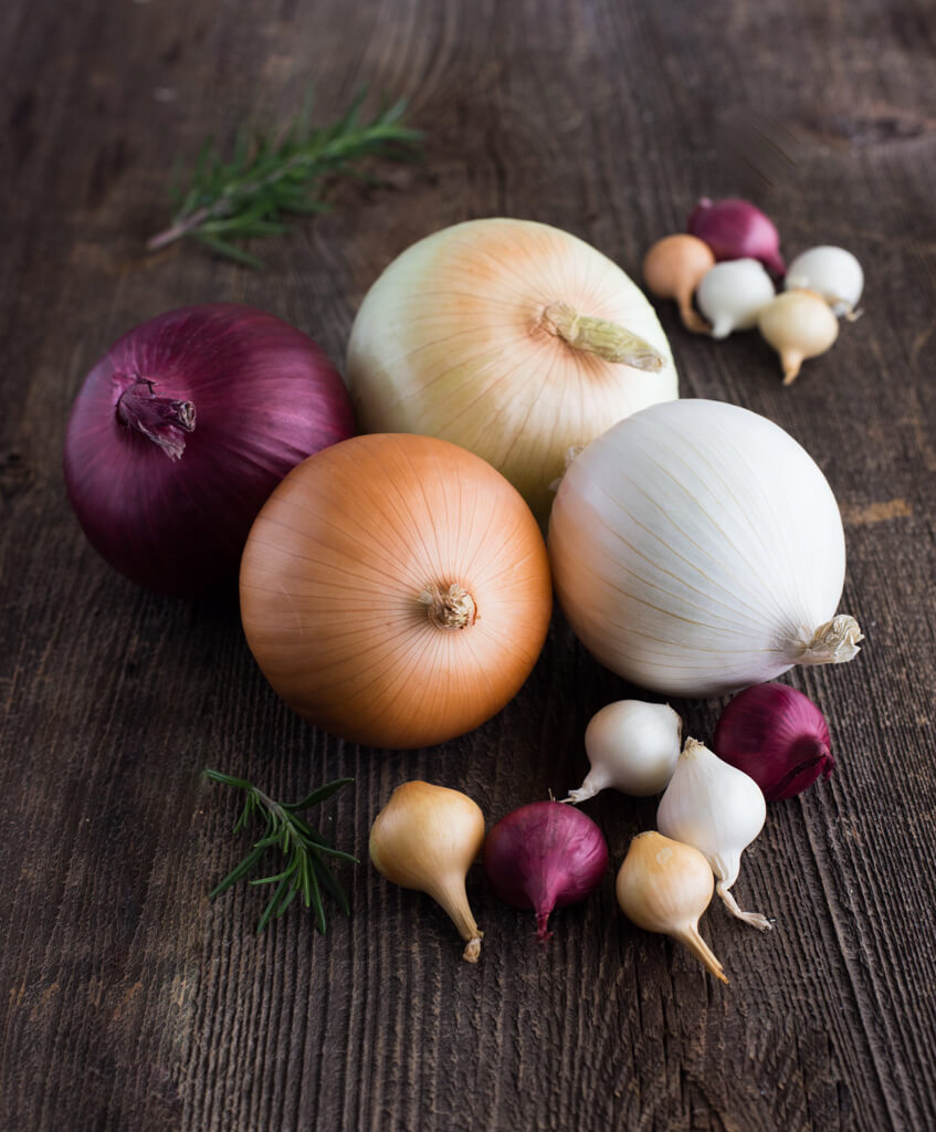 Onions around the world! A recipe series from the National Onion Association celebrating the use of onions in traditional meals from Louisiana to Puerto Rico to Italy!