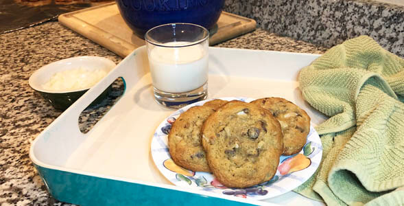 Chocolate Chip Cookies with Onions