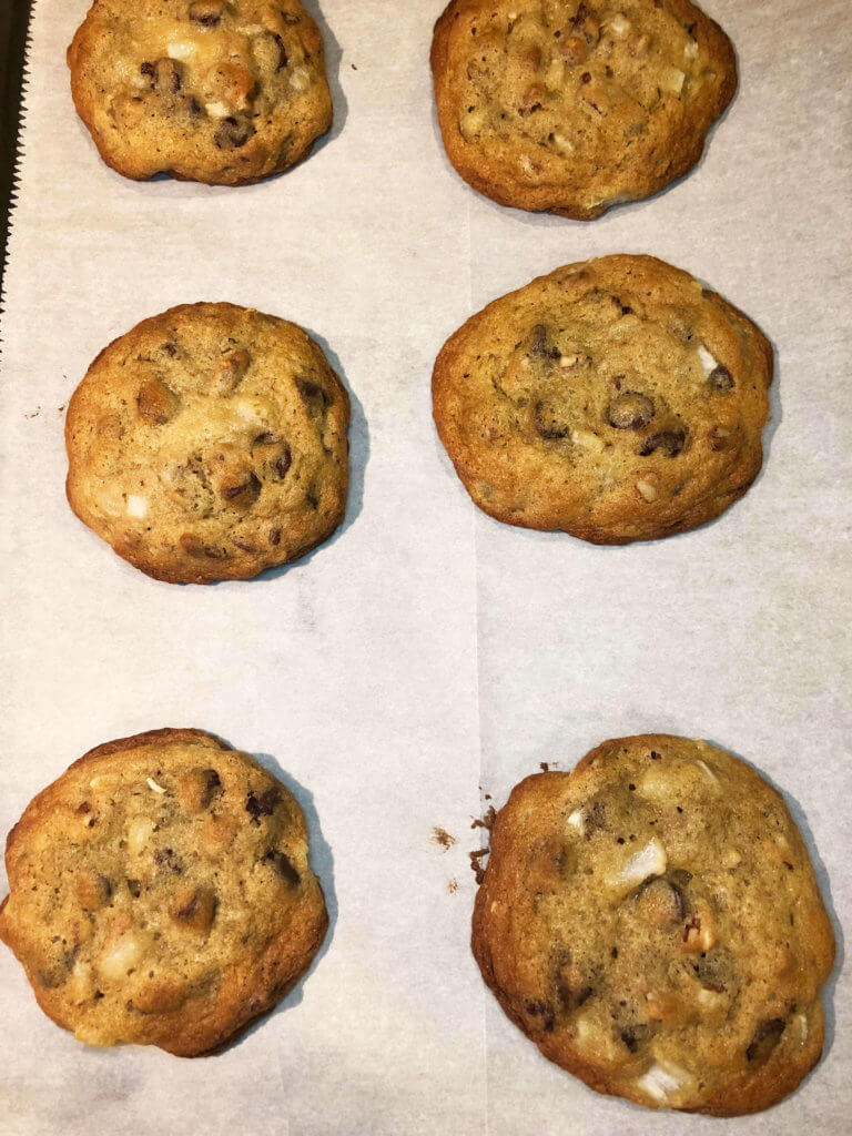 Use leftover onions to make these great chocolate chip cookies.