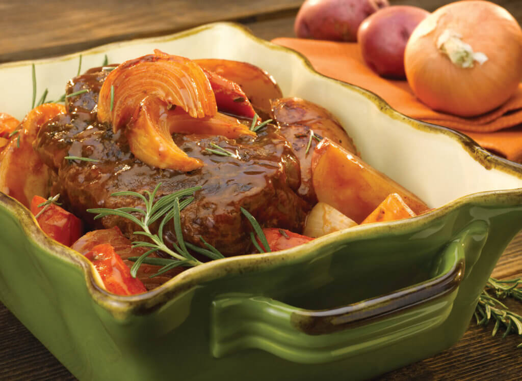 Slow Cooker Pot Roast photo