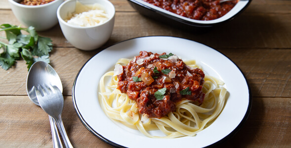 Slow Cooker Bolognese National Onion Association