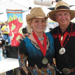 Bonnie and Steve Tomasek Raise the Dead Chili (LEVANTE A LOS MUERTOS CHILI) National Onion Association