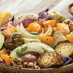 Sheet Pan-Style Buddha Bowls National Onion Association