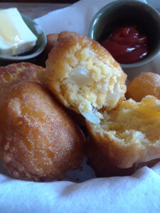 Calabash Fish Fry Hushpuppies
