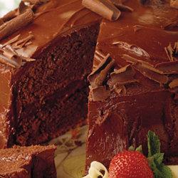 Caramelized Secret Chocolate Cake National Onion Association