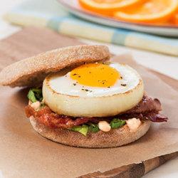 Chipotle Egg Sandwich National Onion Association