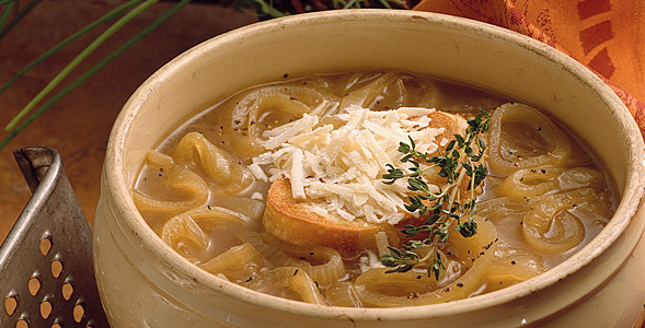 Classic Onion Soup National Onion Association