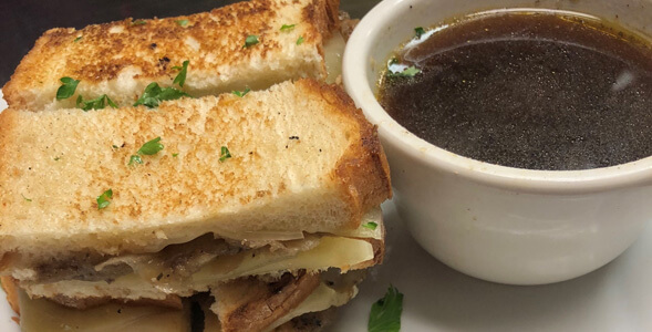 French Onion Soup Sandwich