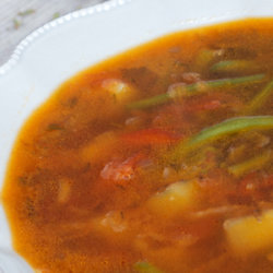 Garden Vegetable Soup National Onion Association