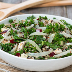 High Protein Onion and Quinoa Salad National Onion Association
