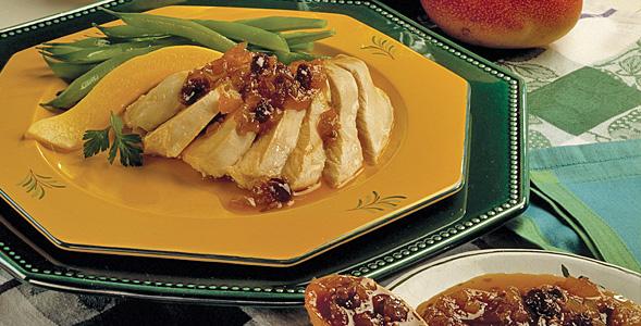 Onion Mango Chutney National Onion Association