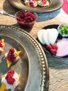 Raspberry Onion Chutney