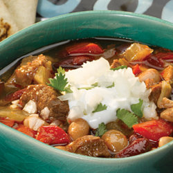 Slow Cooker Chili National Onion Association