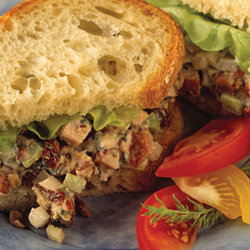 Smoked Chicken Salad with Onions and Dried Cherries National Onion Association