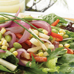Sweet Onion Veggie Salad National Onion Association
