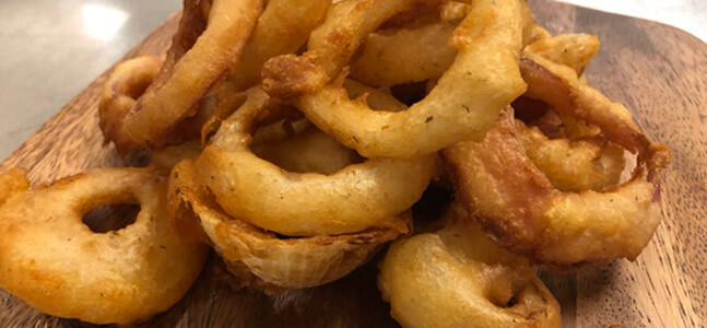 Zing Rings — Beer Battered Pickled Onion Rings National Onion Association