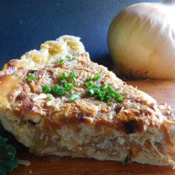 Southern Savory Onion Pie National Onion association