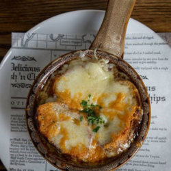 Stout Onion Soup