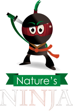 Nature's Ninja graphic