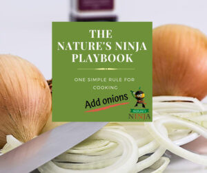 Nature's Ninja Playbook cover