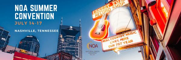 Illlustration for Summer Convention in Nashville