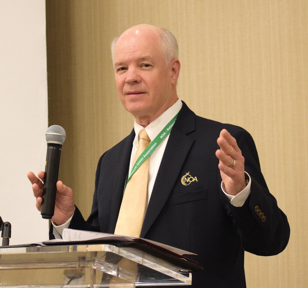 NOA Executive Vice President Greg Yielding